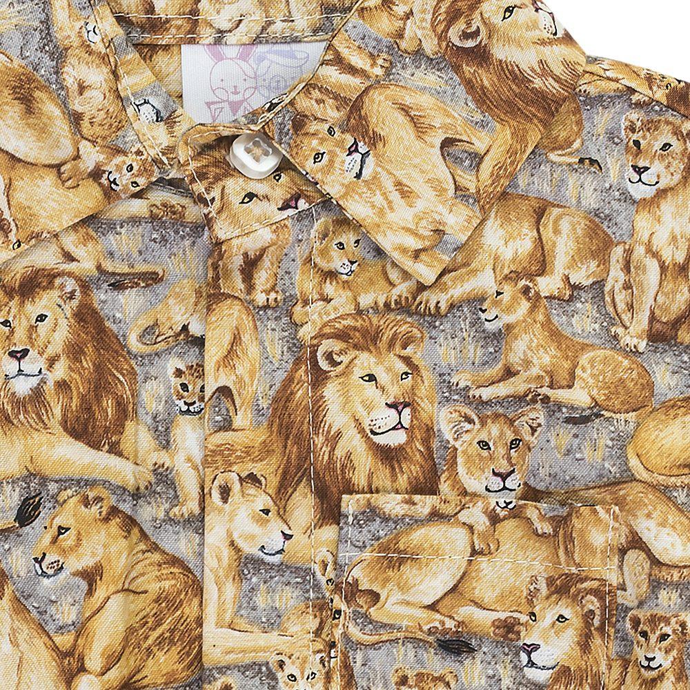 Billy Kısa Kollu Gömlek Tulum – Roar