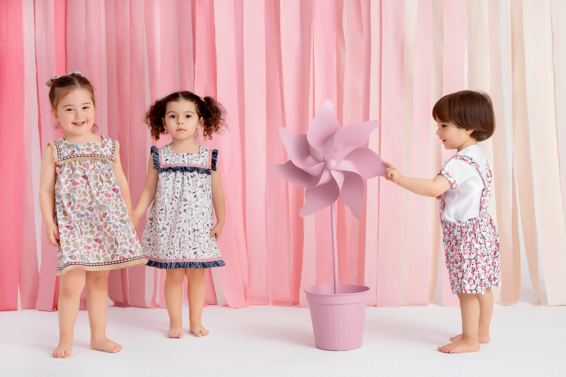 Lilly and Billy Spring - Summer 2019